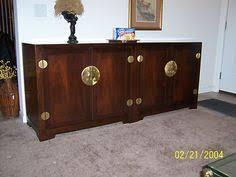 sideboard credenza buffet baker furniture asian style 4053 walnut veneer ebay asian style furniture asian