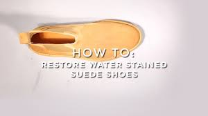 how to re water stained