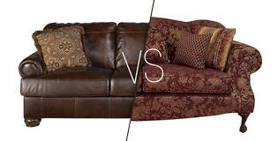 Bonded Leather Vs Cloth Sofa Best Accessories Home 2017