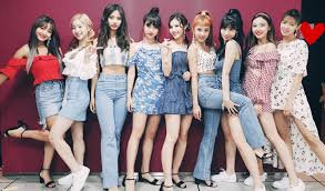 • Height From Tallest Members' Shortest Kpopmap To Twice