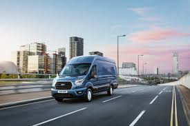 Ford Transit Traction Control Light Stays On New Ford Transit Van Boosts Productivity For Businesses With