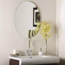 oval bathroom mirrors for the best your decor snob inspirations oil rubbed bronze brushed nickel uk