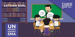 Soal matematika, download soal bahasa indonesia, download soal bahasa inggris, download soal ipa, download. Latihan Soal Ujian Nasional Sma Bahasa Inggris 2019 Dan Pembahasannya