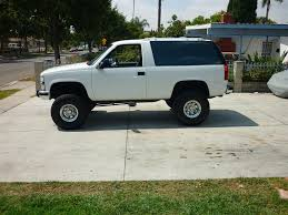 1993 CHEVY TAHOE 2 DOOR 4X4 FOR TRADE OR SALE | Chevy Blazer Sport ...