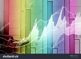 Trading Charts Commodities Commodity Digital Data Analyzing Commodities Market Stock