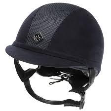 Amazon Com Charles Owen Boys Junior Ayr8 Riding Hat Clothing