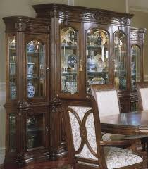 bassett quotversaillesquot dining room set antique modern china cabinet dining room contemporary with floral arrangement