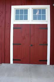 sliding barn door opener pole