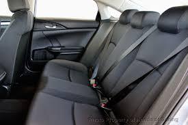 civic car seat covers 2018 new honda civic sedan lx cvt at honda of spring serving