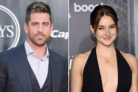 This blonde actress started her career as a child star. Aaron Rodgers Fiancee Confirmed To Be Shailene Woodley