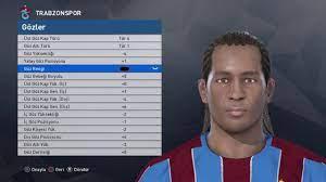 Pes 2017 Face Build   Yusuf Yazıcı [Trabzonspor] PS4 - YouTube