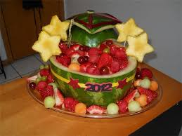 watermelon fruit basket for graduation. Modren Watermelon Watermelon Carvings For Graduation Basket  Carved To Fruit Basket R