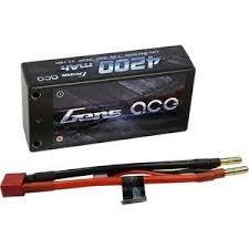 Интернет-магазин <b>Аккумулятор Gens Li-Po 7.4</b> V 4200 mAh 60C ...