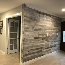 stick solid wood wall paneling