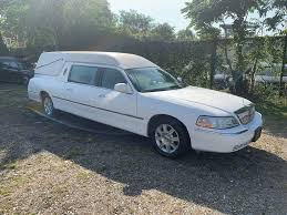 2007 Lincoln Town Car Designer Series For Sale 2007 Lincoln Town Car Hearse For Sale