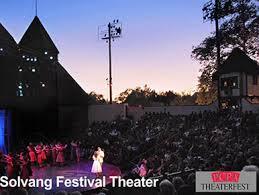 Solvang Theaterfest Seating Chart Solvang Festival Theater