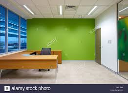 modern office interiors. Modern Office Space - Stock Image Interiors N