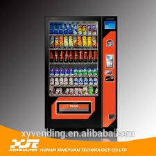 Drink And Snack Combo Vending Machine Custom 48 Xy Hot Sale Snack Drink Combo Vending Machine Buy Combo