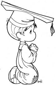 Kindergarten Graduation Coloring Pages Kindergarten Graduation Coloring Page Things For Kids To Do