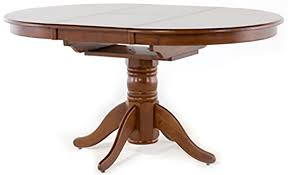 vancouver 1067 round ext table dirty oak