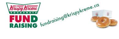 Krispy Kreme Fundraiser Profit Chart 2019 Home Krispy Kreme Canada