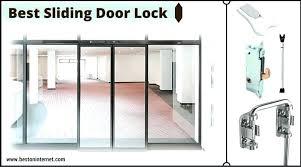excellent sliding door lock repair best patio replacement in modern home decoration