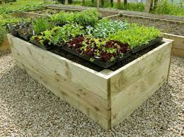 extra tall raised garden bed kits