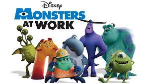 Monsters at Work Season 1: New Release ...