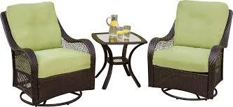 Loft 5Piece Wicker Patio Conversation Furniture Set  Threshold Three Piece Outdoor Furniture