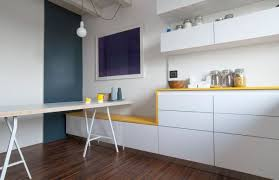 Creative Kitchen Design Magnificent Creative Design For A Small Attic Space Refurbishment Attic And