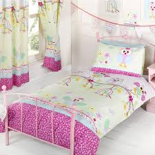 Peppa Pig Bedroom Accessories Peppa Pig 039funfair039 Junior Cot Bed Duvet Cover New