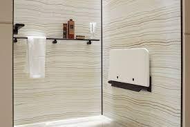 bathroom shower wall panels