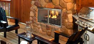 indoor outdoor see thru fireplace majestic villa gas outdoor gas fireplace ourfireplace