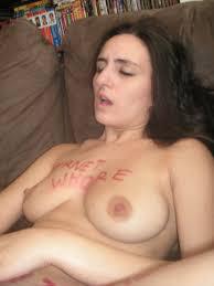 Busty Brunette Amateur Nude Porn Clips