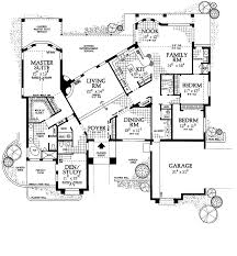 unusual shaped house plans design unique