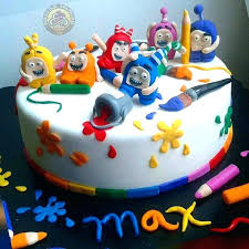 Mickey Mouse Clubhouse Birthday Cakes Awesome Taste Babyplanet
