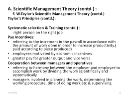chapter two perspectives in management complete 12 a scientific management