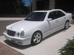 Mercedes Benz E320 Elegance W210 Avant Garde MY 2001 – Matthew ...