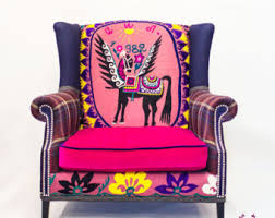 bohemian furniture. pegas armchair is made to keep your home warm vintage bohemian furniture