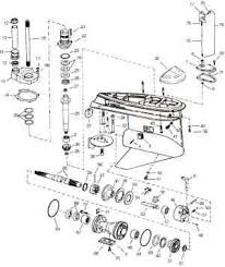 omc parts drawings outdrive repair help videos 4 250 inch drawing 1985 1995