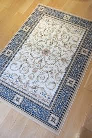 murat ivory blue traditional rug 16114 954