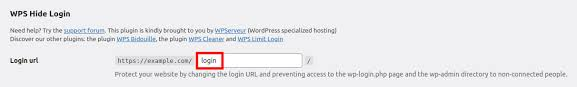 how to hide wordpress admin login