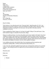 20 Beautiful Cover Letter For A Coaching Job Template Site