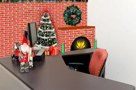 Classic Christmas hearth decorations