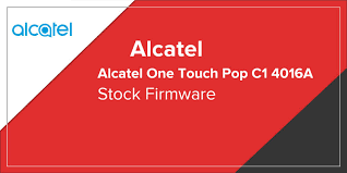 Alcatel One Touch Pop C1 4016A Stock ...