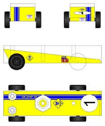 Free Pinewood Derby Car Plans, Designs And Templates Http://www ...