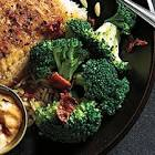 bacon scented broccoli