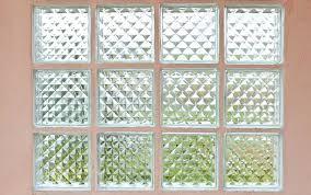 glass block window image of assembled glass block basement windows glass block window installation wood frame