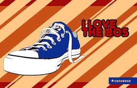 converse 80s. i love the 80s - converse by definepatism