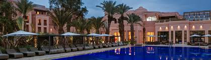 Hotel Des 2 Mondes Resort Spa Mapvenpick Hotel Mansour Eddahbi Marrakech Marrakech 5 Star Hotel